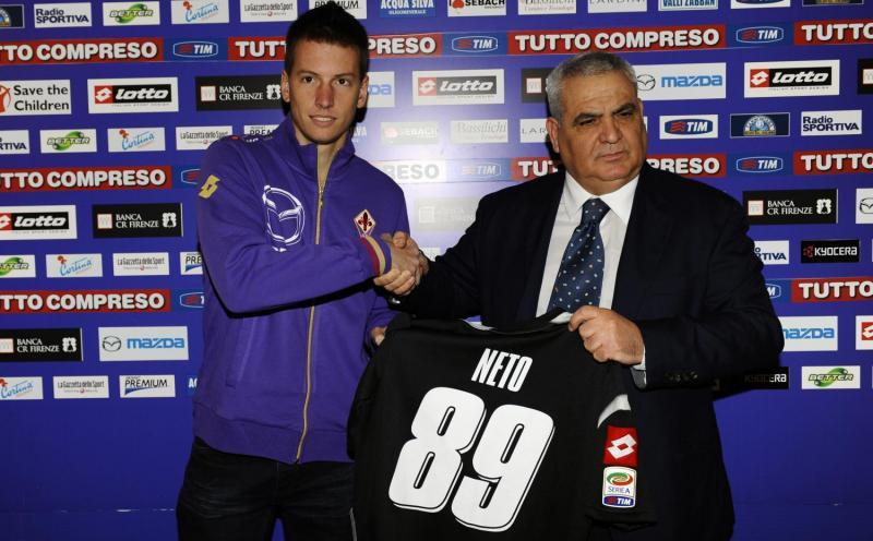 """Corvino: """"Vi dico perché presi Neto per la Fiorentina. I portieri brasiliani…"""""""