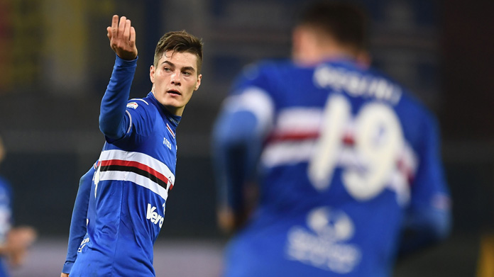 """Schick alla Roma per 40 milioni. Arriva anche la conferma di Ferrero: """"In serata incontrerò i giallorossi"""""""