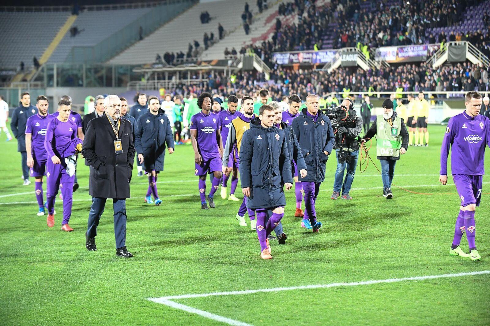 In caso di sconfitta contro il Sassuolo la squadra andrà immediatamente in ritiro