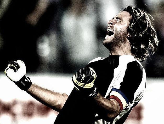 """Frey su Instagram: """"Brignoli? Il calcio è bello anche per queste sorprese"""""""