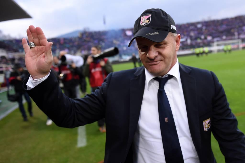 """Iachini: """"Pioli un amico, Fiorentina unita e organizzata. I viola dedicheranno ad Astori un eventuale risultato stagionale.."""""""