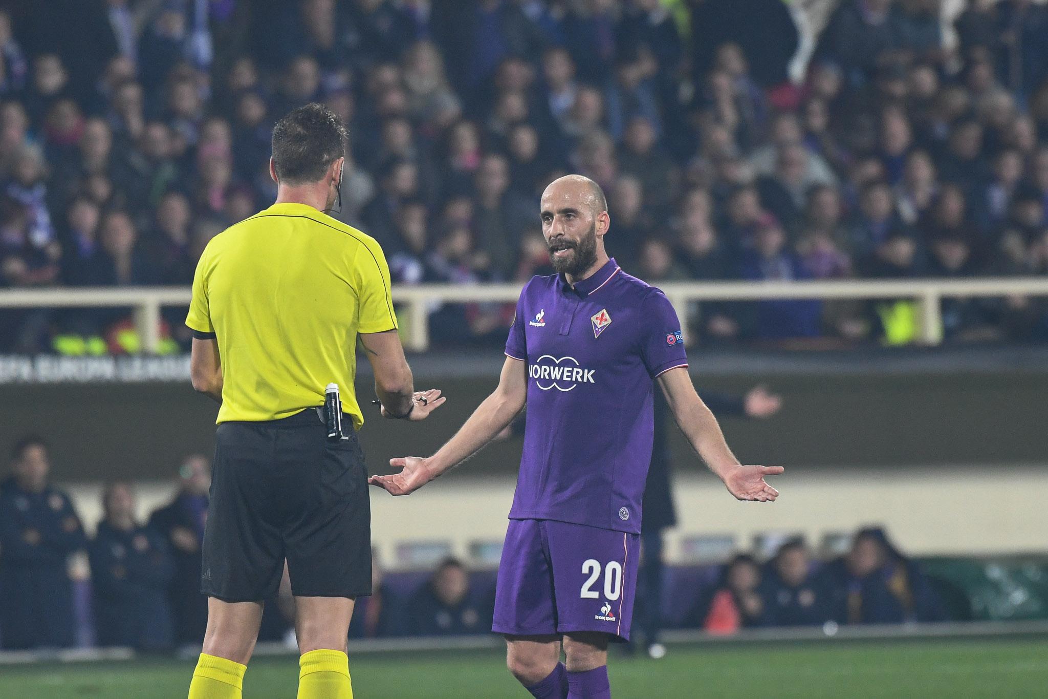 Premium Sport: Borja Valero non rientra nei piani della Fiorentina, manca però il si del giocatore all'Inter