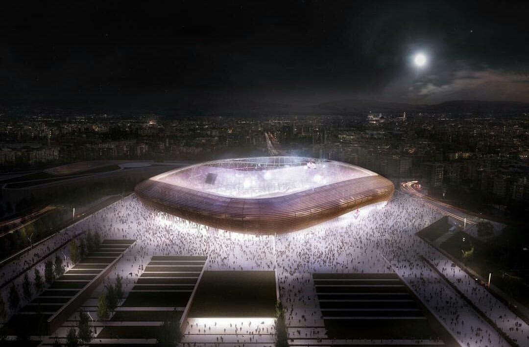 Con la nuova cittadella della Fiorentina anche il centro sportivo verrà spostato alla Mercafir