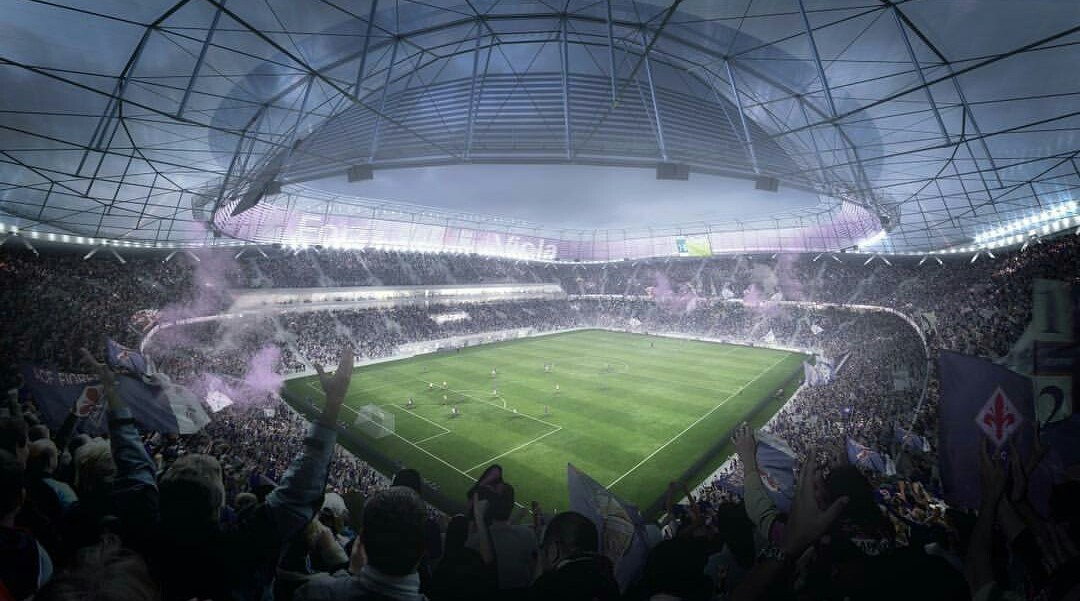 Progetto nuovo stadio: per la Fiorentina se ne riparla a maggio, Nardella infuriato