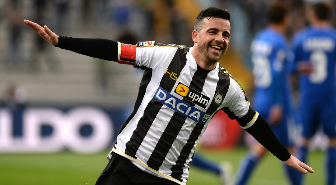 """Di Natale finalmente ammette: """"Non potevo giocare contro il Napoli. Il motivo…"""""""