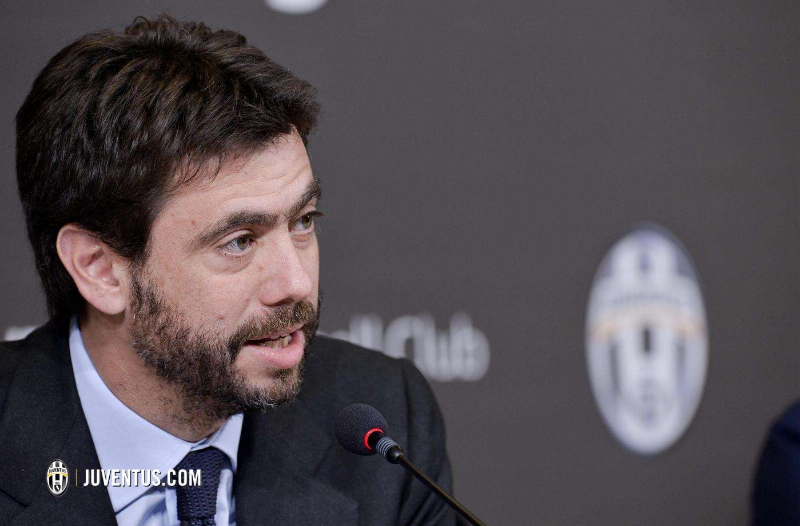 Agnelli deferito: