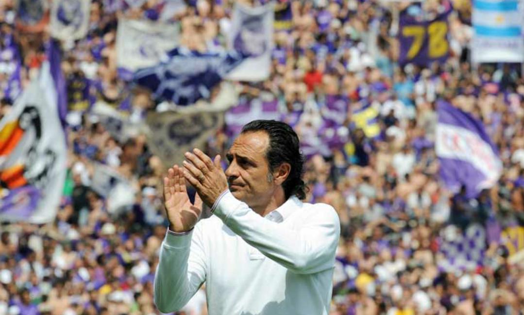 """Prandelli: """"Sono tifoso viola e sogno di allenare la Fiorentina. Mi fecero accettare la nazionale"""""""