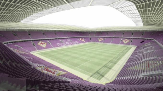 Nuovo stadio: la Fiorentina ha presentato il progetto definitivo. Ora il Comune valuterà eventuali ritocchi…