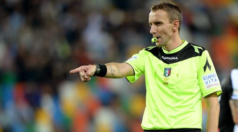 Nessuno stop per Mazzoleni: sarà subito in campo per Juventus-Genoa