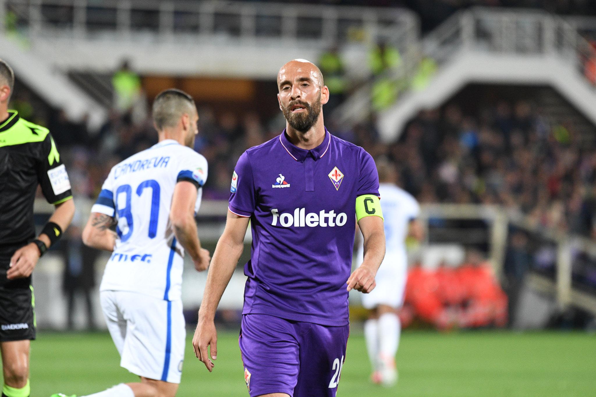 """I tifosi dell'Inter non gradiscono l'atteggiamento di Borja Valero: """"Rimani a Firenze se è quello che vuoi"""""""