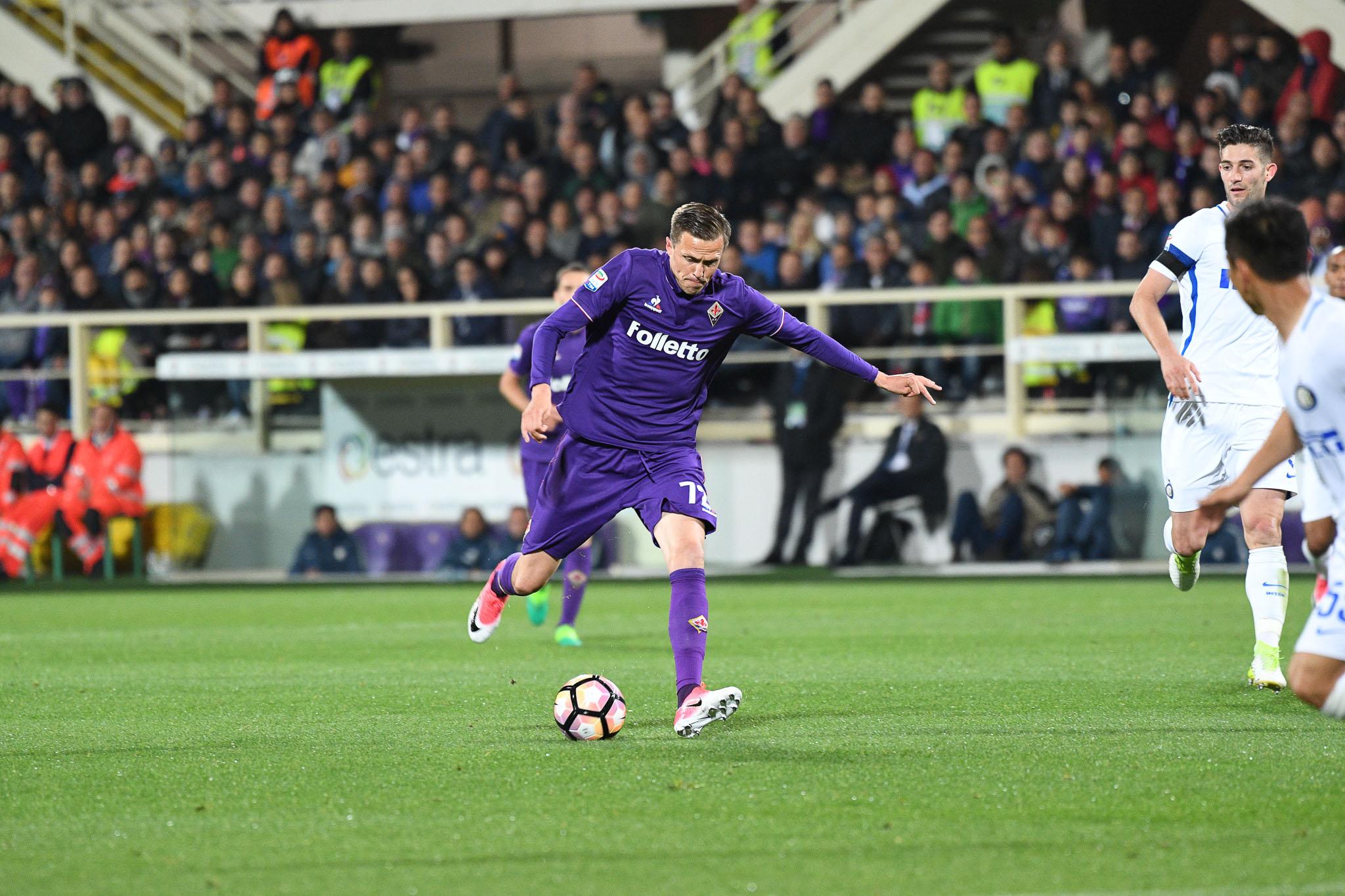La Sampdoria offre 3,5 milioni per Ilicic, ma la Fiorentina ne chiede 5,5