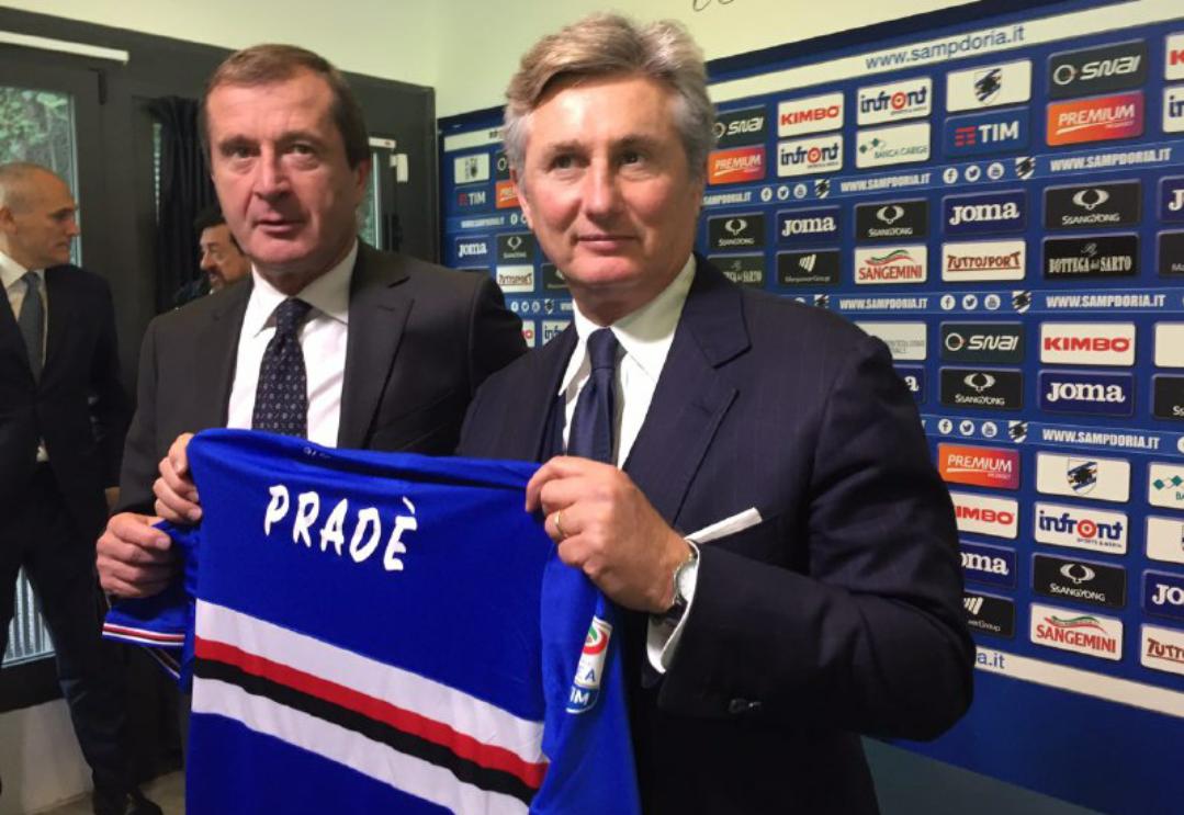 Pradè vuole portare Gonzalo Rodriguez alla Sampdoria, il divorzio viola è ufficiale