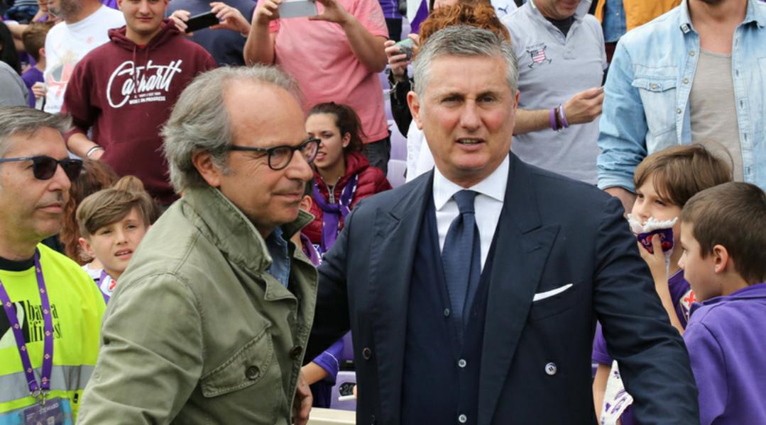 """Pradè: """"Firenze mi manca, il problema della Fiorentina non sono i Della Valle ma l'uomo nero, che è in società"""""""