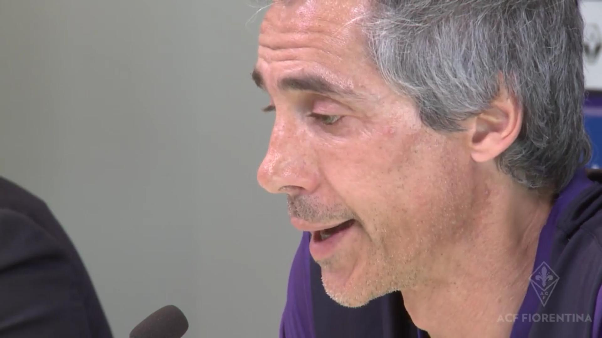 """Sousa: """"Squadra pessima, la peggiore di quest'anno. Ecco perché non ha giocato Bernardeschi"""""""