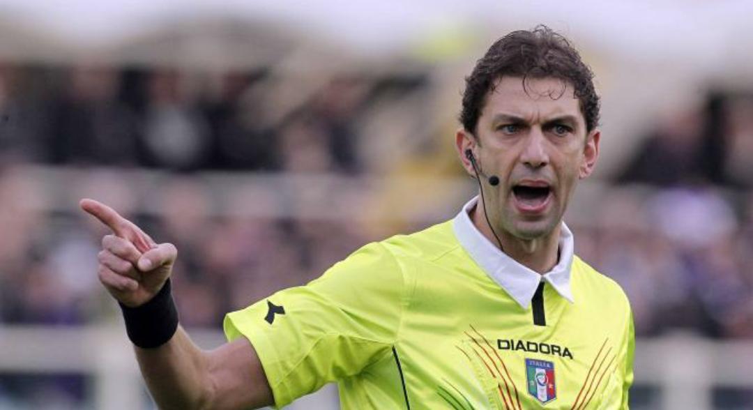La bestia nera della Fiorentina è Tagliavento, bilancio in negativo con l'arbitro di Terni