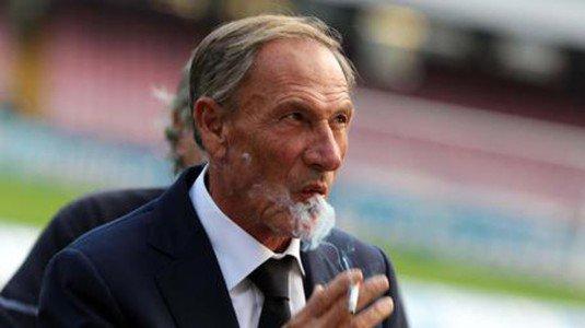 """Zeman: """"Montella ha fallito perchè non aveva una squadra competitiva. Con Iachini lottano di più ma…"""""""