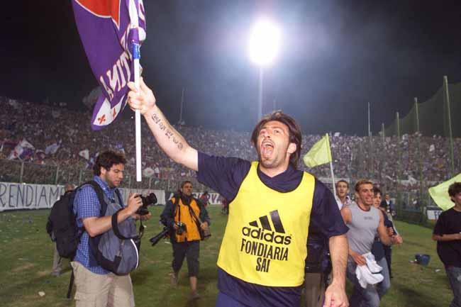 Da mattoni e calcestruzzo fino alla Serie A: la storia dell'uomo simbolo della rinascita viola