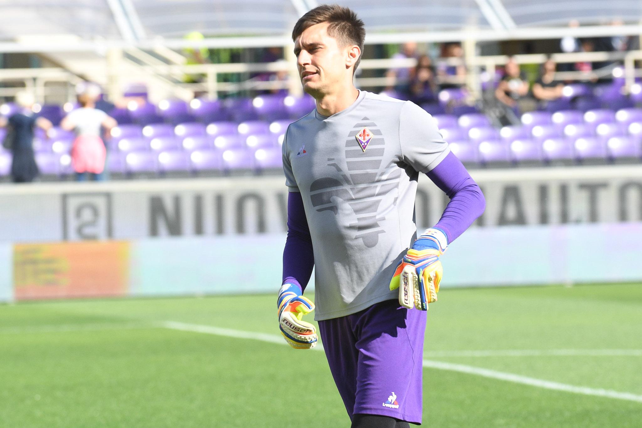 """Tatarusanu: """"L'addio alla Fiorentina? Nessuno mi offrì il rinnovo. Cosi' me ne sono andato."""""""