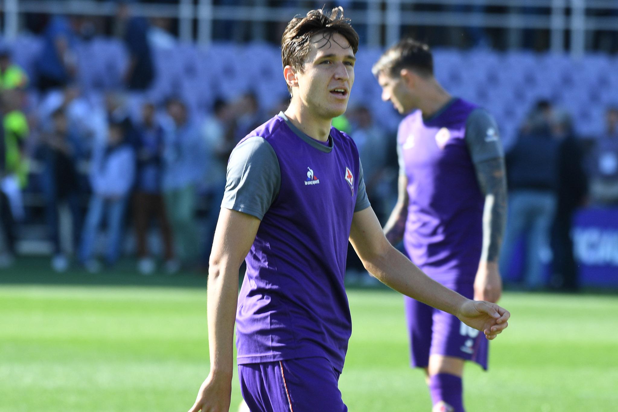 Tuttosport: il Napoli può arrivare a 40 milioni per Chiesa, muro Fiorentina