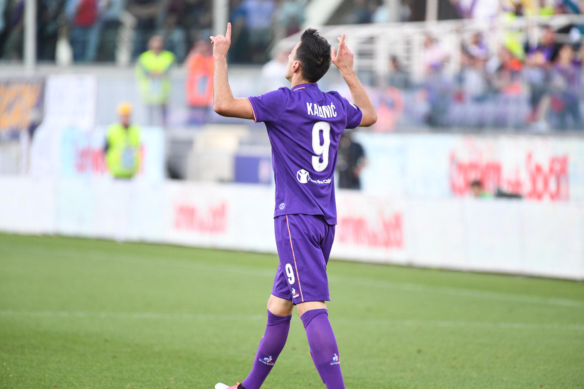 Corvino non sente ragioni: nessuna contropartita dal Milan, 30 milioni o Kalinic non si muove da Firenze