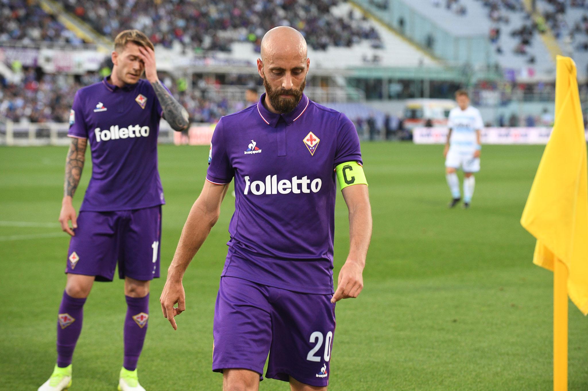 Borja Valero verso il Milan? Tutto falso. Lo vuole Spalletti all'Inter ma il calciatore vuole restare a Firenze