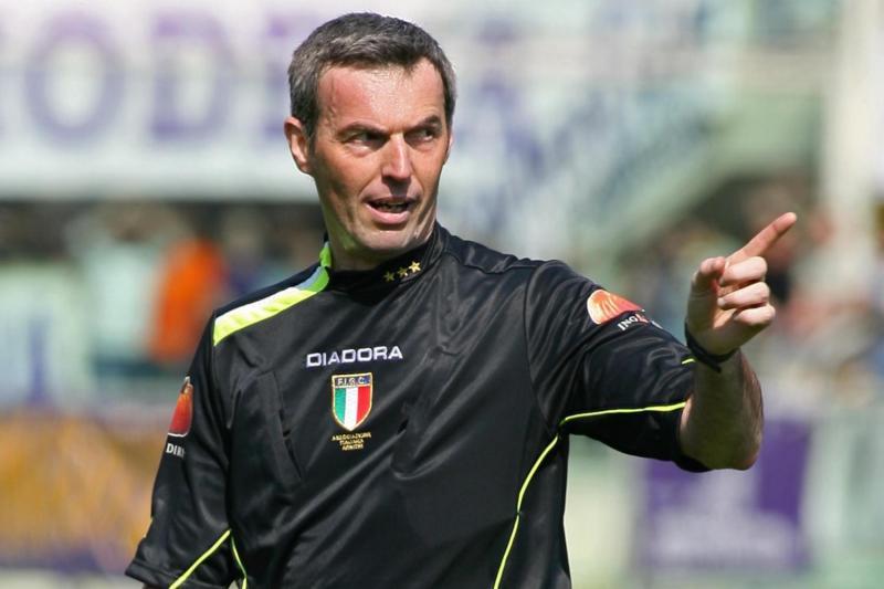 Lutto: si è spento a 54 anni l'ex arbitro Stefano Farina.