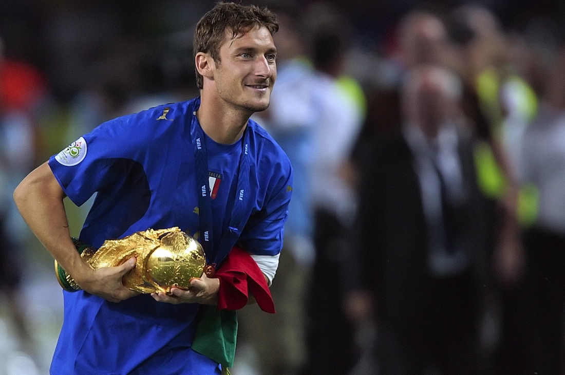 Caro Francesco, ti odio. Ma dovrebbero clonarti mille volte. Domenica il calcio in Italia non sarà più lo stesso..
