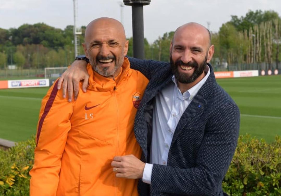 """Monchi: """"La carriera di Totti finisce qui. Sono arrivato per Spalletti, ora lo devo convincere"""""""
