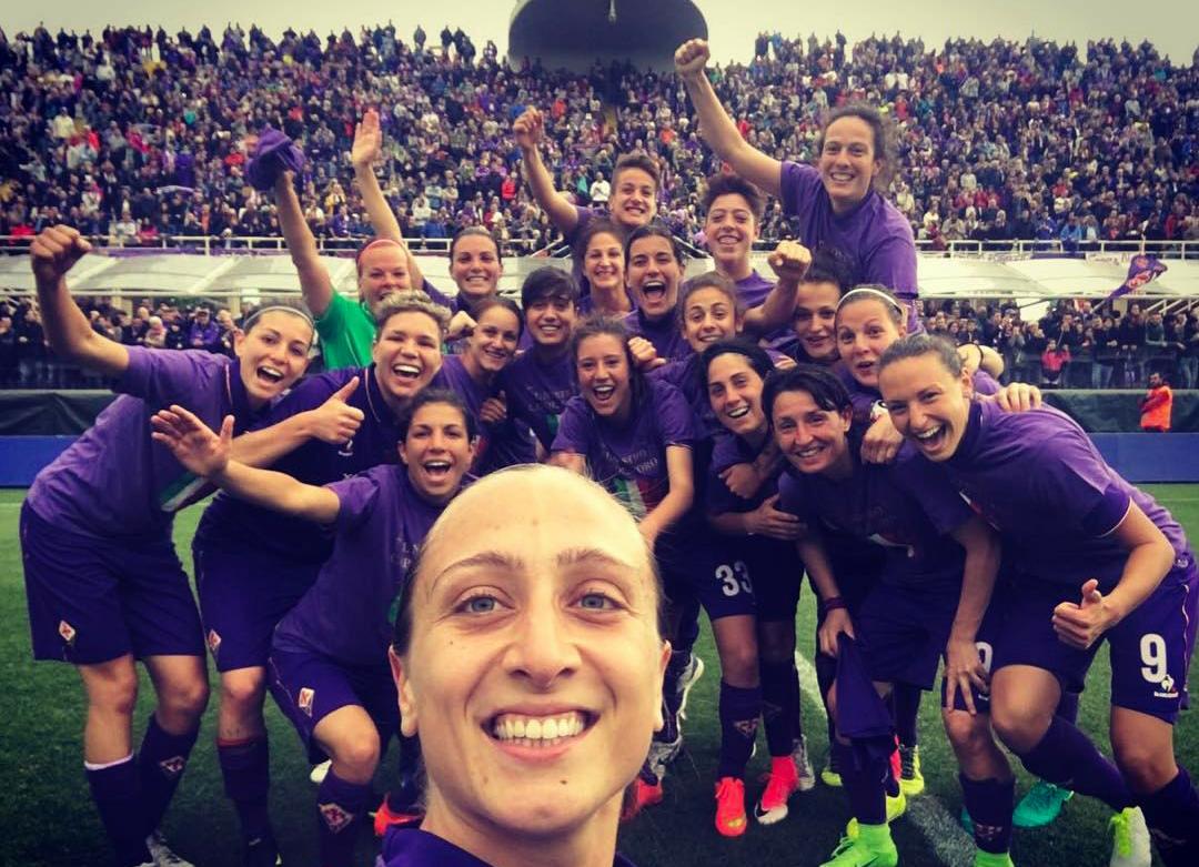 """La Fiorentina femminile e la bufala delle magliette """"ignorate"""" dai Della Valle. La verità è totalmente un'altra"""