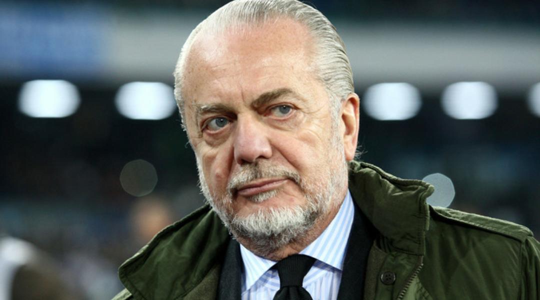 Caos a Napoli, De Laurentiis non fa entrare allo stadio San Paolo i campioni dello scudetto azzurro