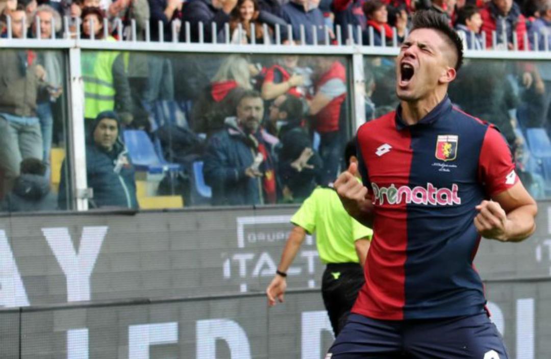 La Fiorentina ha contattato il Genoa, vuole portare Simeone a Firenze per il dopo Kalinic