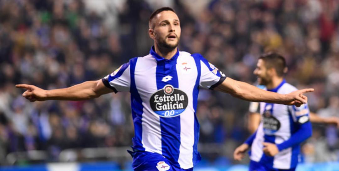 Corvino ha individuato il sostituto di Kalinic, è Florin Andone del Deportivo, costo 12 milioni