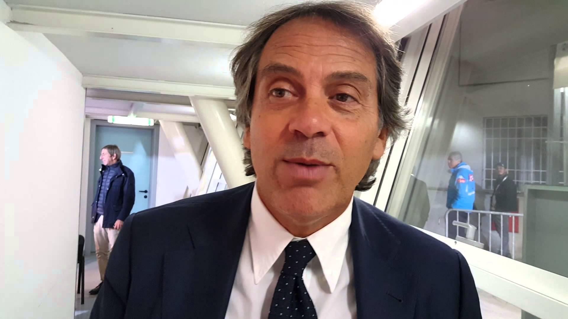 """Di Gennaro: """"Hugo giocatore normale, l'obiettivo è confermare l'ottavo posto. Chiesa e Simeone.."""""""