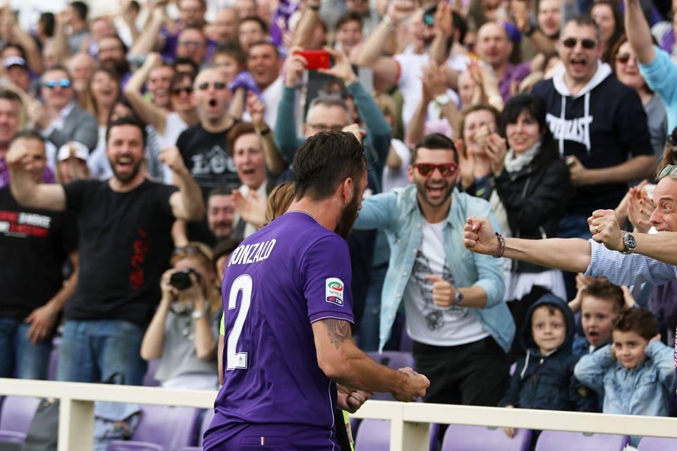 Omaggio della Fiorentina a Gonzalo: scatti salienti dei suoi 5 anni in maglia viola