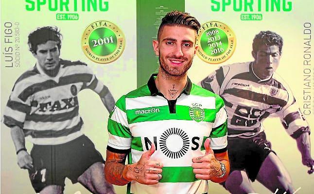 """Piccini: """"Sporting al top in Portogallo, ecco cosa posso dare"""""""