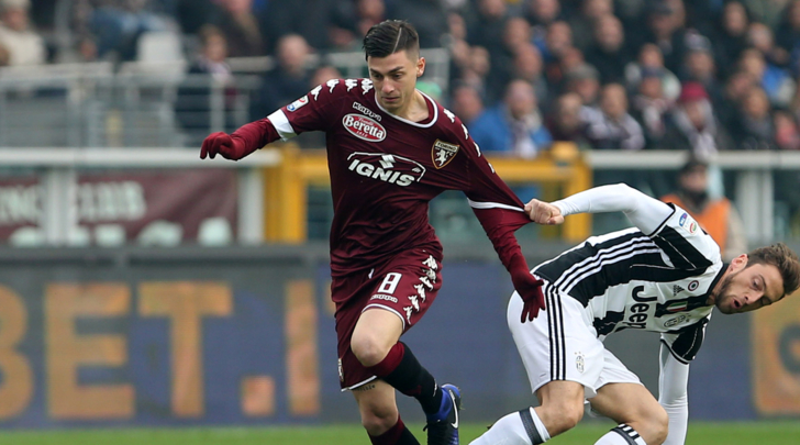 Baselli del Torino in scadenza, Fiorentina fortemente interessata