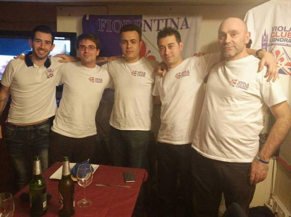 Fiorentina seconda in Champions: ma al torneo dei tifosi a Londra. Battuta la Juve, in finale…