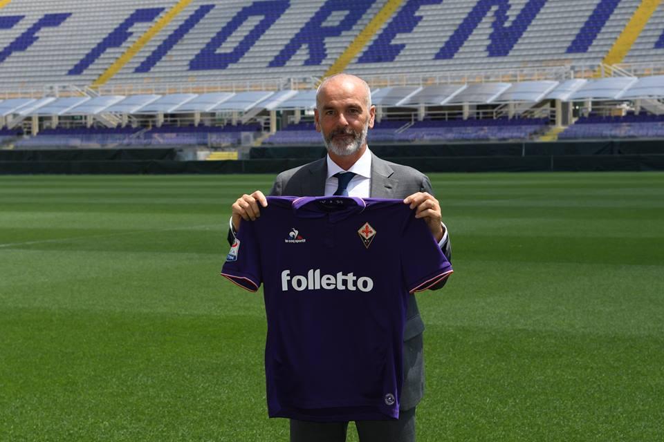 Vacanze a Firenze per Stefano Pioli. Il nuovo tecnico vuole riportare la Fiorentina al centro della città