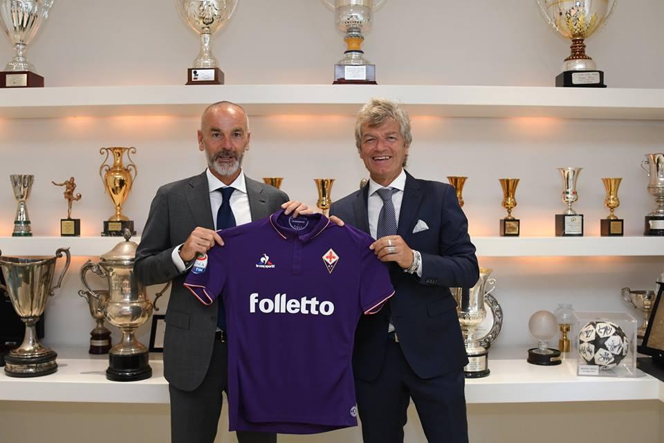 """Antognoni: """"L'obiettivo della Fiorentina è mantenere una posizione alta in classifica facendo una squadra piu giovane. Sarà ciclo nuovo"""""""