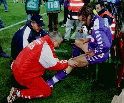 """Dati: """"Alla Fiorentina servirebbe l'entusiasmo che avevamo noi. Bati? Sta bene, è bello secco"""""""