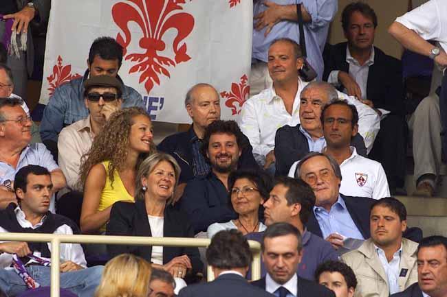 """Pieraccioni sdrammatizza: """"Ho rotto il salvadanaio, la Fiorentina la compriamo io e Ceccherini"""""""