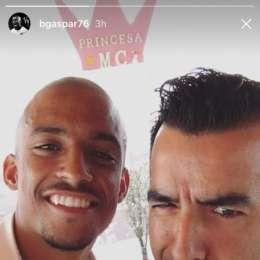 Bruno Gaspar ad un passo da Firenze, il portoghese saluta gli amici su Instagram