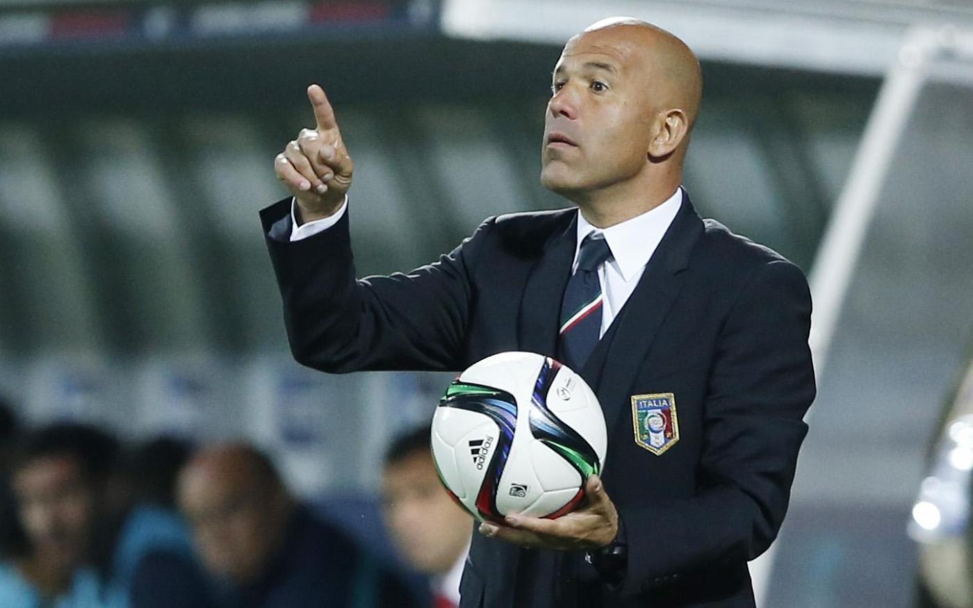"""Di Biagio: """"Chiesa farà l'europeo under 21. Ho visto Mancini, sembrava Beckenbauer…"""""""