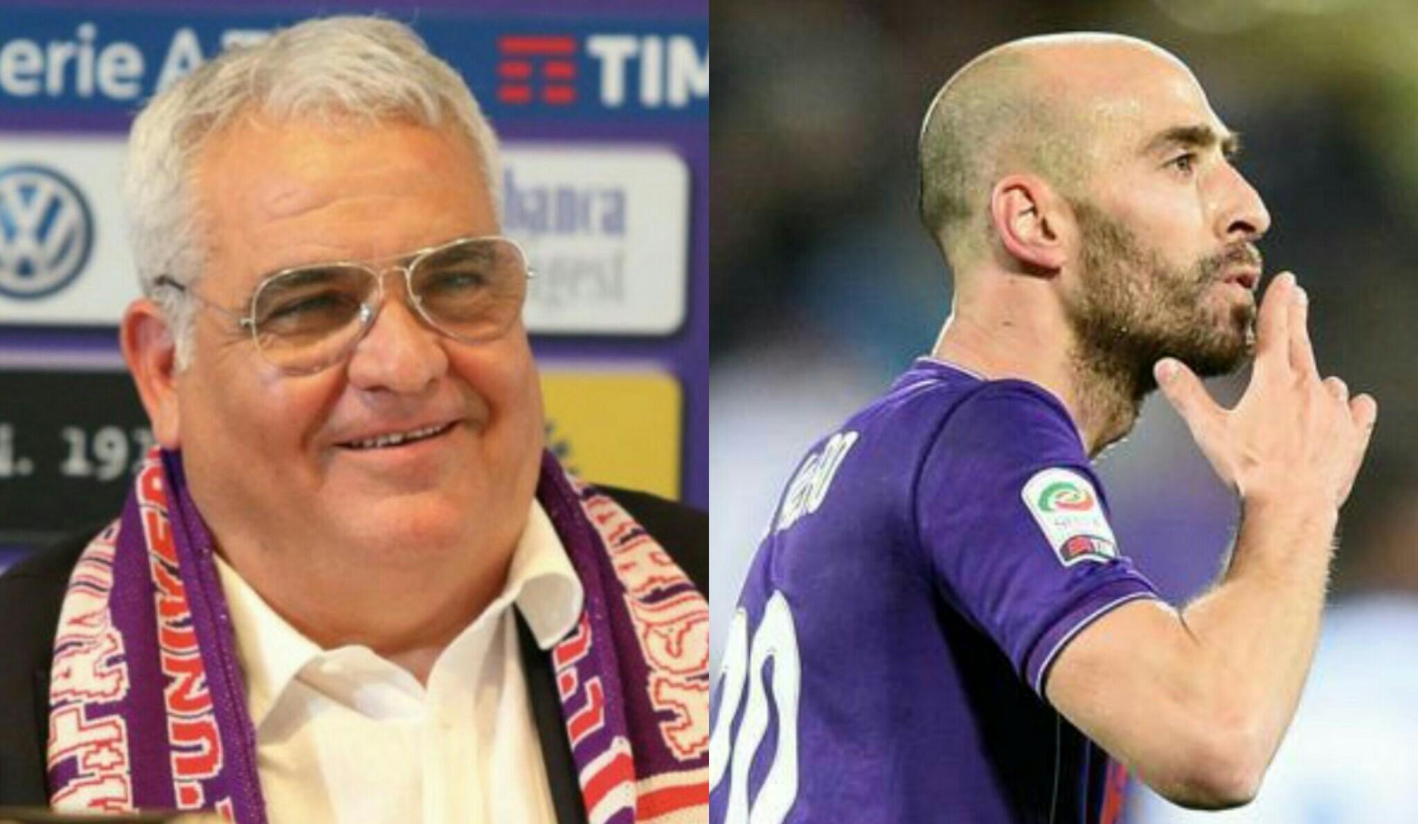 Borja dice no alla Fiorentina, non dirà che vuole andare via da Firenze. Cessione bloccata