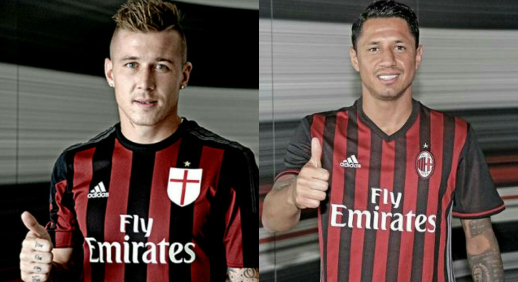 Il Milan ha offerto alla Fiorentina i rossoneri Kucka e Lapadula, no della società viola