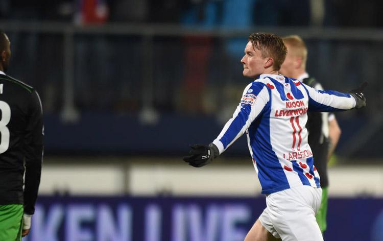 """Larsson esce allo scoperto: """"Voglio andare via, la mia ambizione è quella di giocare in un grande club"""""""