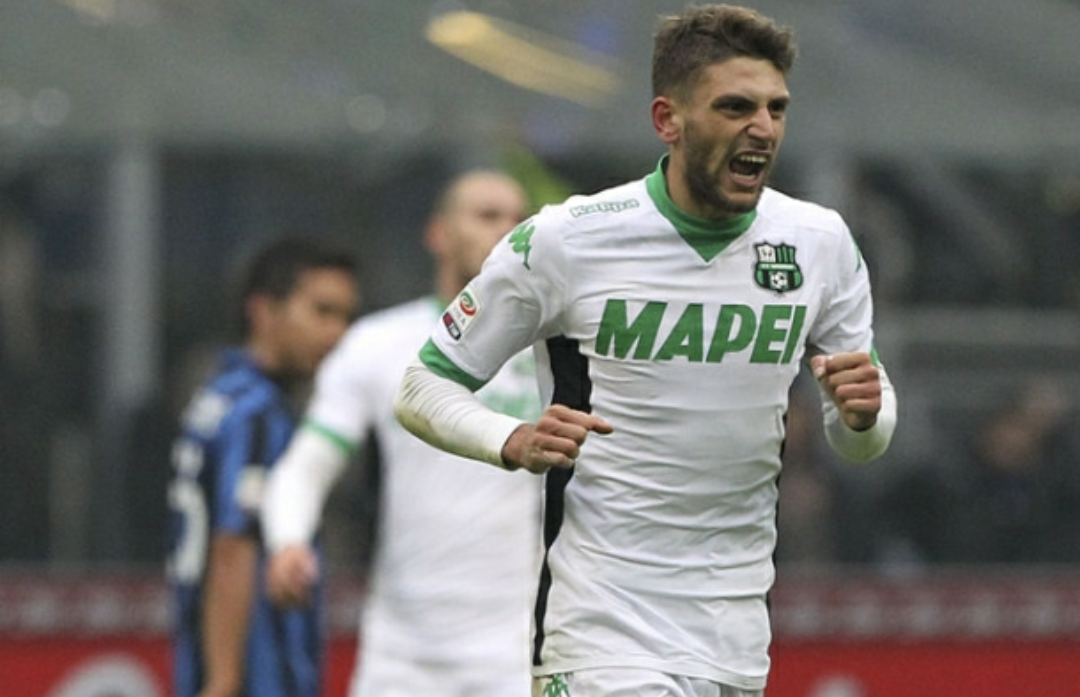 Corvino non molla Berardi, pronta un'offerta di 25 milioni di euro