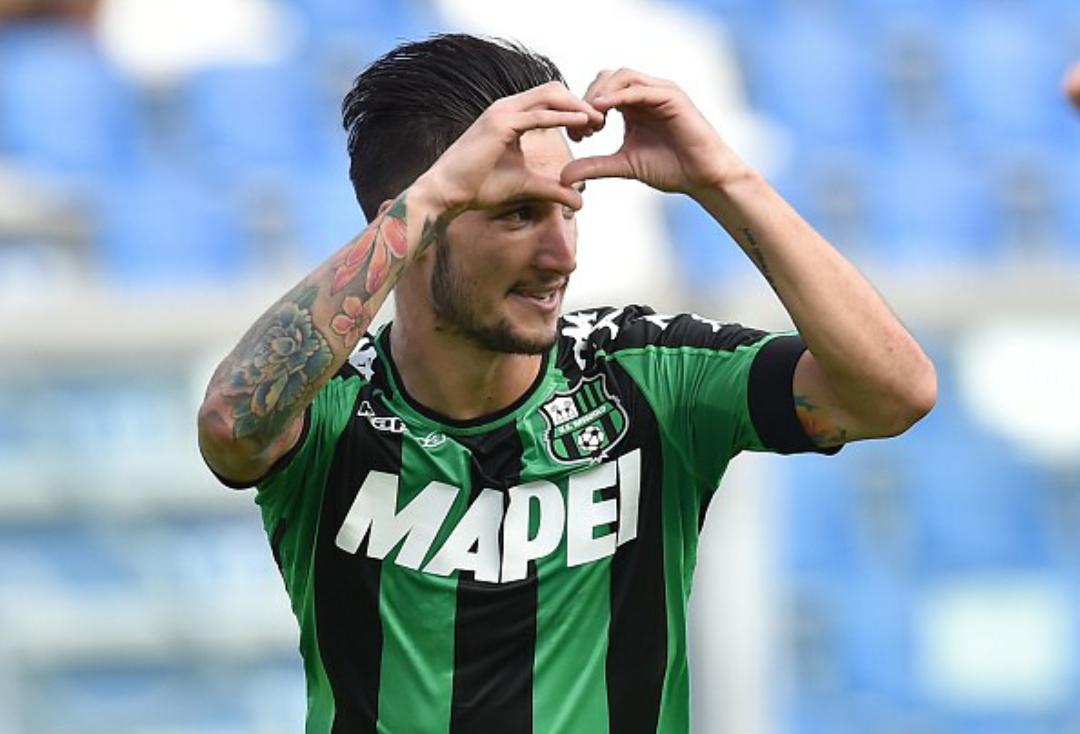 Radio Bruno, la Fiorentina vuole Matteo Politano del Sassuolo per il dopo Bernardeschi
