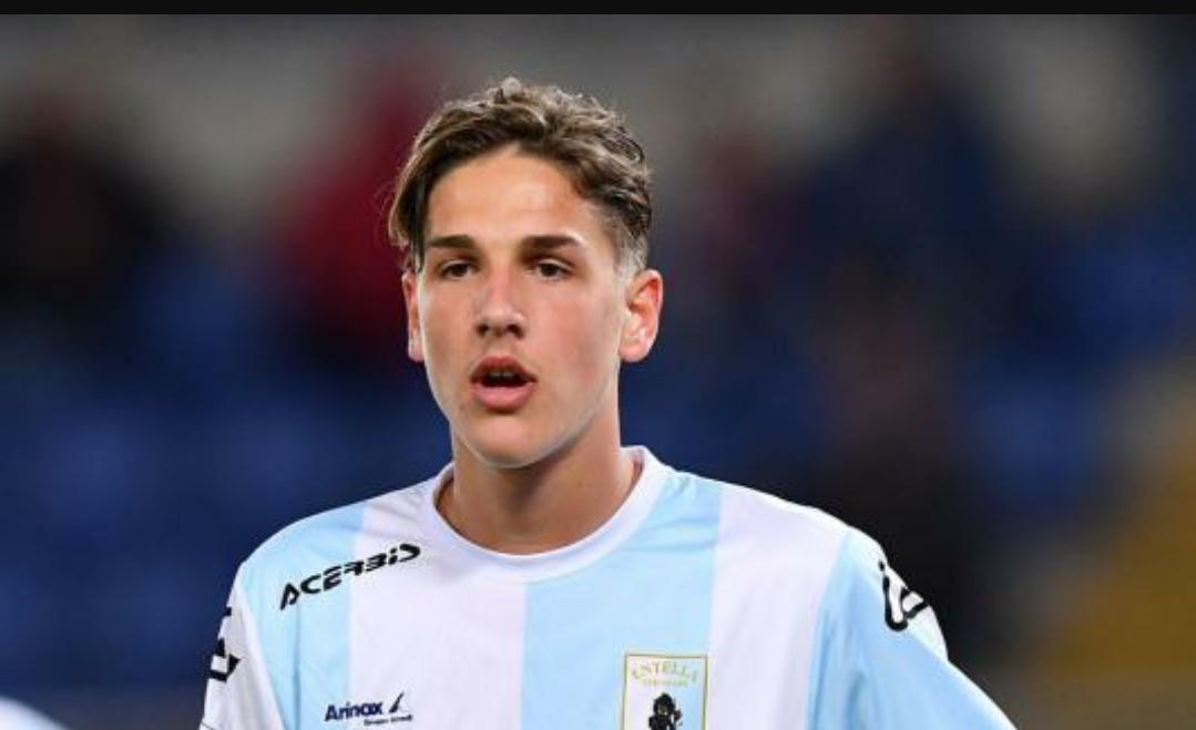 L'Inter compra Zaniolo per 2 milioni dalla Virtus Entella. Alla Fiorentina vanno 400 mila euro