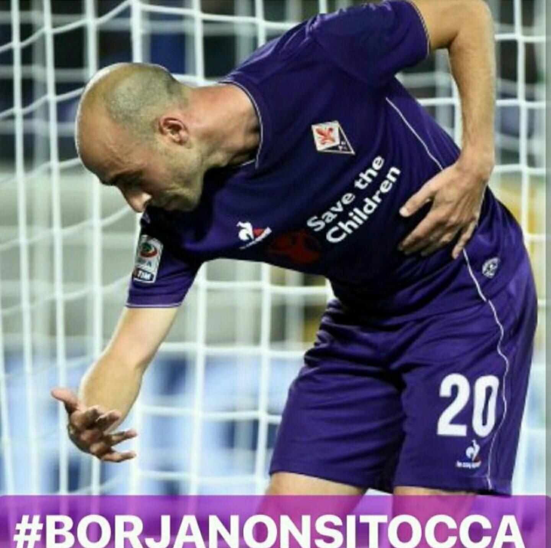 Borja Valero, i tifosi danno il via a una mega petizione social. In centinaia al grido di #BorjaNonSiTocca